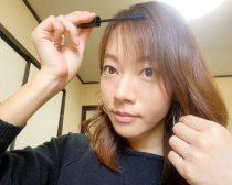 「前髪キープマスカラ」使ってみた。キープ力や使いやすさはどう?