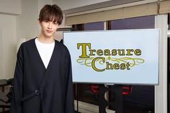 伊藤あさひの初MCトーク企画 「Treasure Chest(宝箱)」初回ゲストは市川知宏と中川大輔!