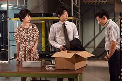 ついに初デート!  - 提供:日本テレビ