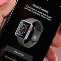 apple watch series 3 lte ios11