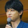 連続テレビ小説「なつぞら」のトークショーを行った吉沢亮(C)NHK