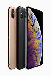 昨年登場の「iPhone X」は改良版の「iPhone XS」シリーズに刷新。名実ともにメインストリームの端末に(アップルのプレスリリースより)