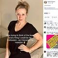 発疹を身体中に描いた女性(画像は『Heather Simpson 2019年10月27日付Facebook「shots fired at:」』のスクリーンショット)