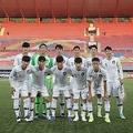 2試合連続で無観客試合の異例措置が施された韓国代表【写真:Getty Images】