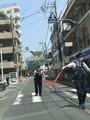 都内で目撃された「ダジャレ」のような現場がSNSで話題 撮影者に聞く