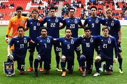日本代表、ガーナ戦の背番号決定…10番は香川真司、9番は岡崎慎司