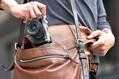 ソニーが新フルサイズミラーレス「α7C」 APS-C機並みサイズ、Vlog装備を拡充