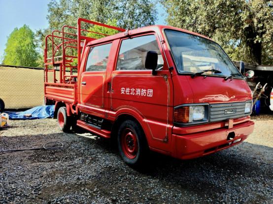 [画像] 意外な一台!日本の消防車がアメリカでオークションに出品される