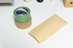 この封筒、抱いて眠りたい…養生テープ・ガムテープ・封筒をフワフワのぬいぐるみにした猛者が現れる