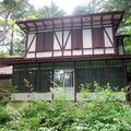 軽井沢の三井別荘 解体の恐れ