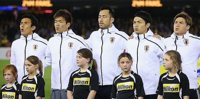 [画像] 日本代表はなぜ、10月に強豪国との試合を組めなかったのか?