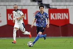 セルビアに勝利も鎌田大地は反省を口に「前半は全然納得行くゲームではなかった」