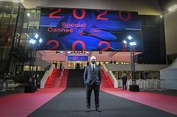 カンヌ国際映画祭の会場と映画祭のディレクターであるティエリー・フレモー  - Stephane Cardinale - Corbis / Corbis via Getty Images