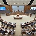 忠清南道議会の本会議場(資料写真)=(聯合ニュース)