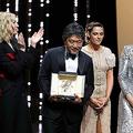 『万引き家族』はカンヌ国際映画祭で最高賞を受賞(ロイター=アフロ)