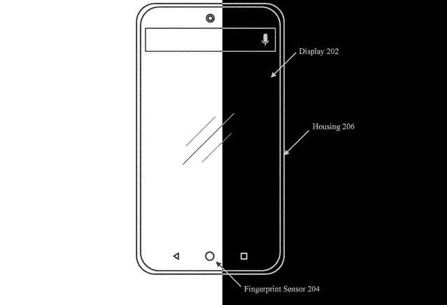 『透けるディスプレイ』でスマホのインカメラを隠すアイデア、Essentialが特許出願