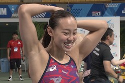 """競泳ジャパンオープン「女子平泳ぎ」から目が離せない。""""最後の舞台""""にかける選手たち"""