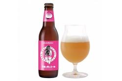 """サンクトガーレンのフルーツビール「7種の桃のエール」桃を""""丸かじり""""したような味わい"""