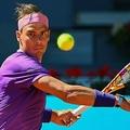 男子テニスのラファエル・ナダル(2021年5月6日撮影)。(c)GABRIEL BOUYS/ AFP