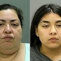 妊娠中の19歳女性を殺害したとして逮捕された(左から)クラリサ・フィゲロア容疑者、デシリー・フィゲロア容疑者、ピオトル・ボバック容疑者。シカゴ警察提供(2019年5月16日提供、作成)。(c)AFP=時事/AFPBB News