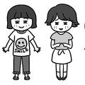 服装によって狙われやすさが違う(イラスト/くらたゆきこ)