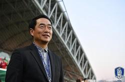 韓国女子サッカー界悲願の五輪初出場へ、チョ監督はまさに最後の切り札だったが……。アジア3次予選を5か月後に控え、辞意を表明した。(C)KFA