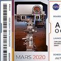 NASAが火星探査機の「同乗者」を募集 2020年に打ち上げる予定