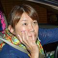 『女性セブン』の直撃に応える山田邦子