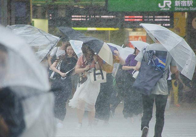 東京五輪に台風直撃 高波で命の危険や大腸菌、野球中止懸念