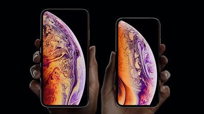 「iPhone XS」&「iPhone XS Max」が発表、iPhone Xの後継機は2モデル展開&3カラー展開
