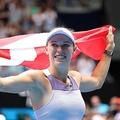 テニスの元世界女王、6月に女児出産予定