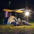 お一人様キャンプならではの楽しさ(画像はイメージ)