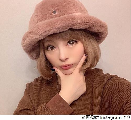 """きゃりー""""元カレFukaseとお揃いの帽子""""の真相"""