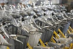 いまや国民の2人に1人が保有する自転車