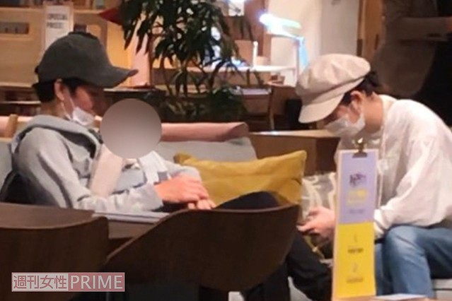 佐々木希と渡部建が高級家具店でデート 不仲で別居報道打ち消す