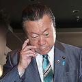 参院選の応援でも話さない桜田義孝氏 マイク持たすなと指令か