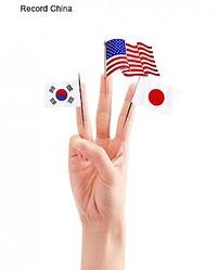 27日、韓国・聯合ニュースTVは「日韓関係が過去最悪と言われている中で日米関係はよりいっそう強力なものになっている」とし、「韓国の外交力が試される時だ」と報じた。資料写真。