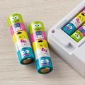 DAISO 可愛すぎて使えない「サンリオキャラクター」の乾電池