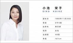 小池栄子が各界から大絶賛される理由 主演にこだわらずギャラも格安