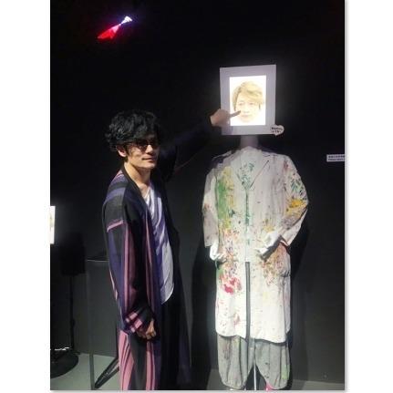 稲垣吾郎、香取慎吾の個展に感激「一日たった今もまだ興奮冷めやらない」