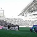 選手権決勝で、観客動員数が過去最多を記録した。写真:山崎賢人(サッカーダイジェスト写真部)