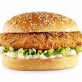 英KFC チキンなしバーガー発売