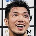 5回TKO勝ちし、初防衛に成功した村田諒太【写真:荒川祐史】