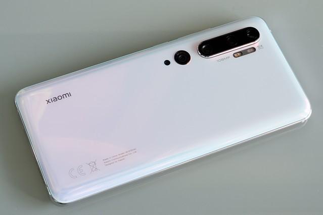 1億画素超えカメラ搭載スマホ、シャオミ「Mi Note 10」のグローバル版を試す。日本での発売に期待