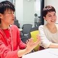 『ガッテン!』に携わって13年の小澤恵美デスク(左)。がん治療に関する『NHKスペシャル』『クローズアップ現代+』なども制作してきた田村圭香ディレクター(右)。2人は、乳がん検診を呼びかける『ガッテン!』の放送回「86万人の自宅に届く!乳がんで死なないための切り札をあなたへ」(2018年9月5日放送。詳細は最終ページへ)も担当した