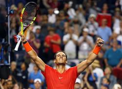 【速報】ナダルが5年ぶり4度目の優勝。チチパスは20歳の誕生日に初Vならず[ATP1000 トロント]