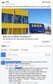 国旗の批判に対するIKEAの返事01