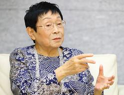 橋田壽賀子さん「最期は自宅で」 在宅医療の名医に明かしていた