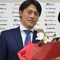 現役引退を発表した名古屋グランパスGK楢崎正剛