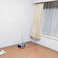 不要なものを捨てた結果、さいたま市内に購入した約60�の自宅にはテレビすらない